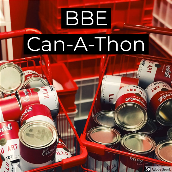 BBE Can-A-Thon