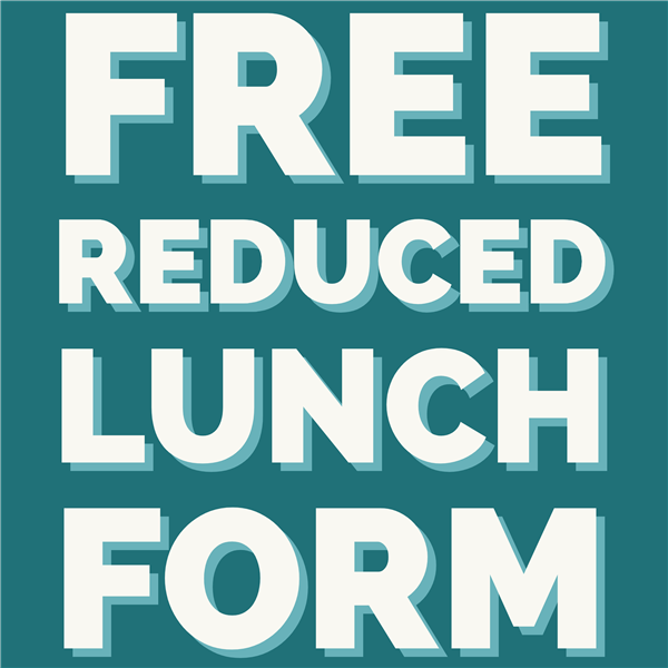 Free/Reduced Lunch Form
