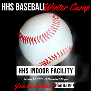 2020 HHS Baseball Winter Camp