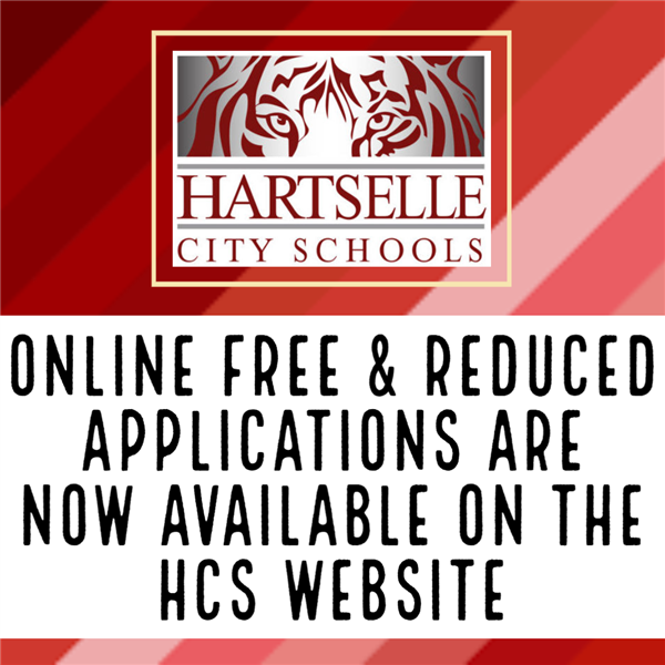 HCS Online Free & Reduced Lunch Form