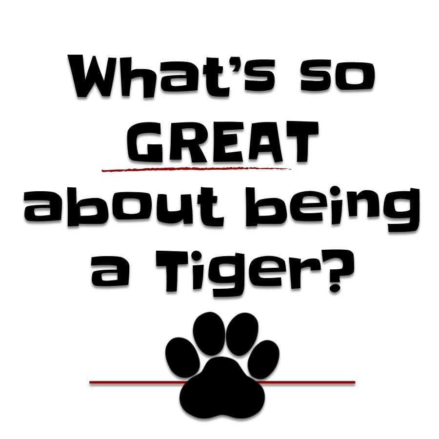 Why it's GREAT to be a Hartselle Tiger!