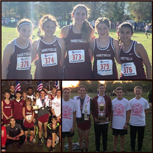 Cross Country Wins Morgan County Championship