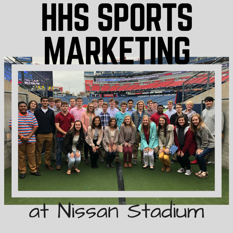 HHS Sports Marketing Visit Nissan Stadium