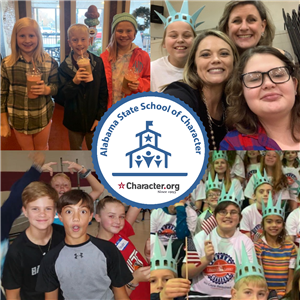 Hartselle Intermediate School Named State School of Character