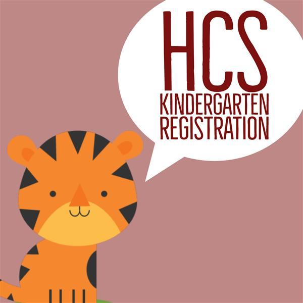 HCS Kindergarten Registration