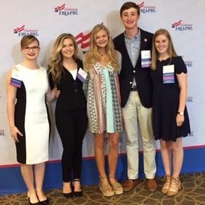 FBLA Competes in State