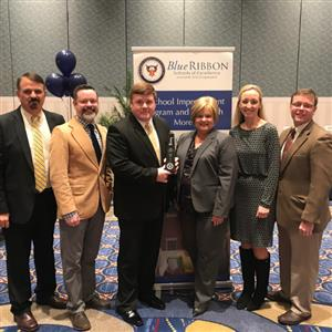HHS Recognized as Blue Ribbon School