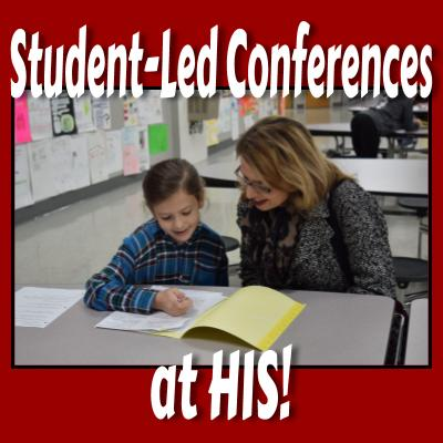 Student-Led Conferences at HIS