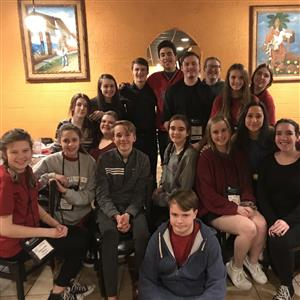 Theater Students Competed at the Alabama Thespian Festival